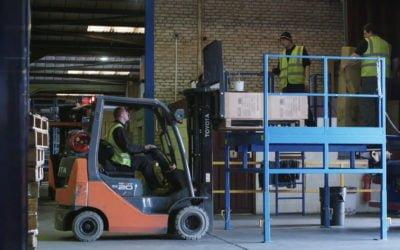 An interview with Warehouse Supervisor Wlad Pieta
