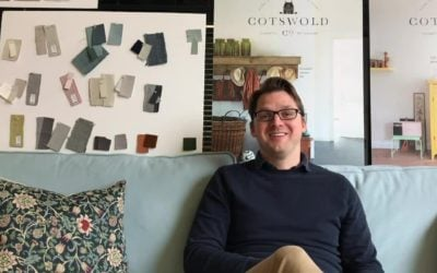 An interview with Tom Evans — Head of CX & CST at The Cotswold Company
